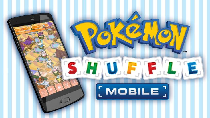 Test Your Puzzle Skills with Pokémon Shuffle Mobile!