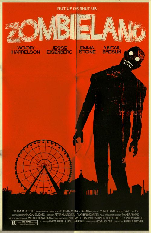 This was fun zombie flick. Liked the rules! Bill Murray? Meh. Woody H was great.