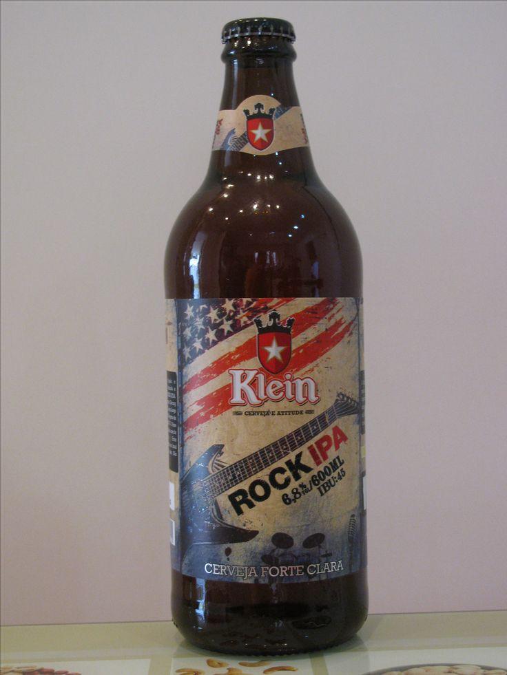 Klein rock IPA