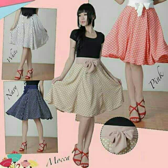 Saya menjual Ferny Polka Flare Mini Skirt. seharga Rp114.000. Dapatkan produk ini hanya di Shopee! http://shopee.co.id/deventostore/4229035 #ShopeeID