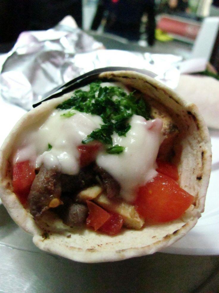 Restaurant Harissa, comida árabe en patronato