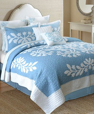 Nostalgia Home Kayla Quilt Collection