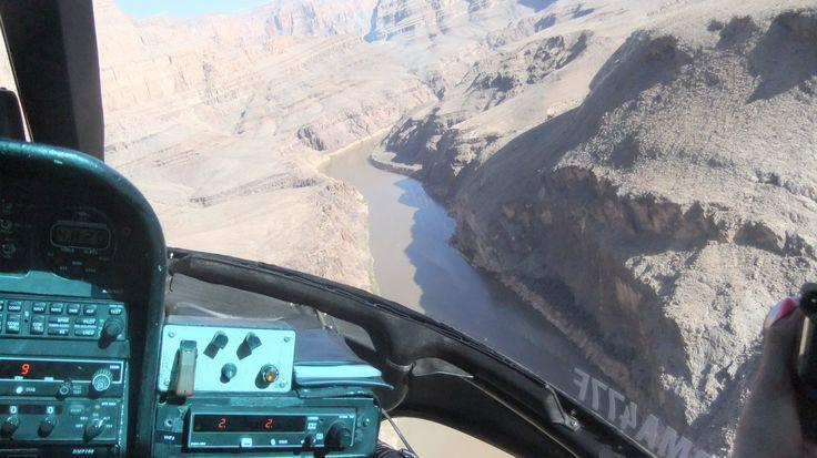 Grand Canyon chopper tour 2013