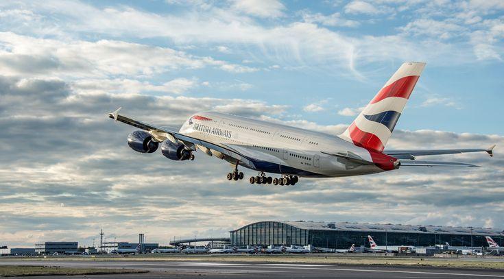 Top 3 aeroporturi din Europa în 2017: Londra, Paris, Amsterdam