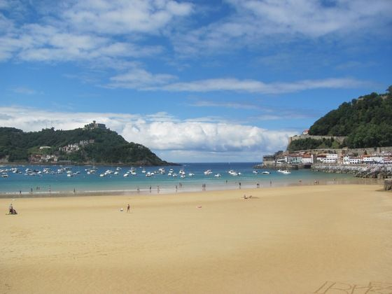 Paesi Baschi, #SanSebastian - una pic di silviagy