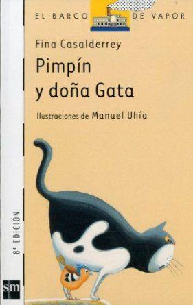 Lo que más le gusta al pájaro Pimpin es gastar bromas a todo el mundo. Por eso el día que conoce a doña Gata, la gata preñada, tiene su gran oportunidad.
