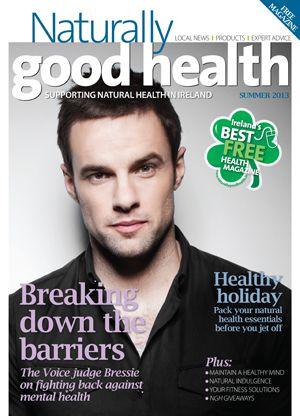 Naturally Good Health magazine