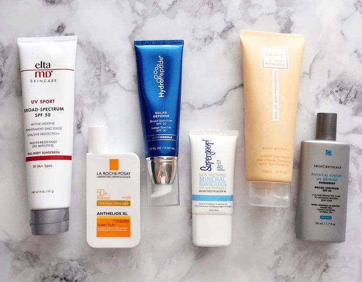 My favorite sunscreens to get your through the summer months and beyond! Brands include eltaMD, La Roche Posay, Hydropeptide, Supergoop, DNA Renewal, and Skinceuticals. Don't see your fave SPF? Share it, I always I need more!