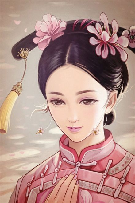 Chinese ancient women!