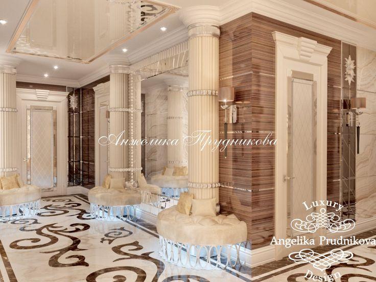 Дизайн квартиры в стиле Ар-Деко в ЖК Долина Сетунь - фото