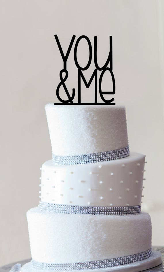 Wedding Cake Topper by ChicagoFactory