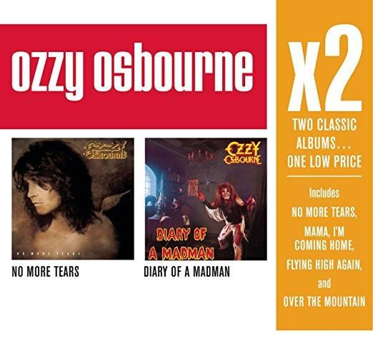 Ozzy Osbourne - No More Tears/Diary Of A Madman