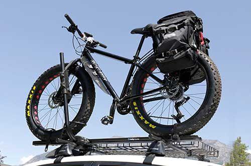 Rockymounts Tomahawk Bike Rack Bike Rack