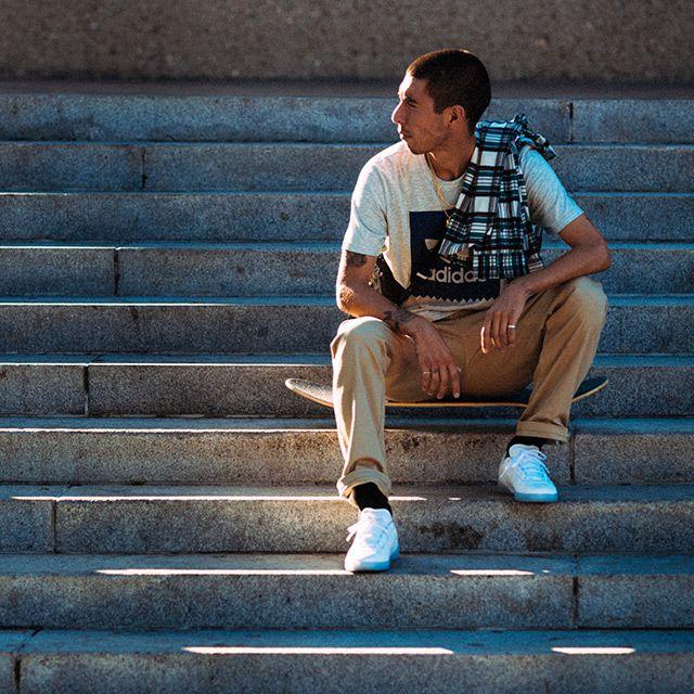 Zet de straten op stelten met adidas skateboarding. Ontdek het adidas skateboardingteam en shop vandaag nog schoenen en kleding in de officiële adidas online shop.