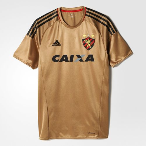 Camisa Sport Recife 3 - Ouro