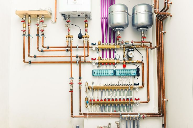 Learn the Types and Features of Hydronic Heating Boilers  #HydronicHeatingBoilers