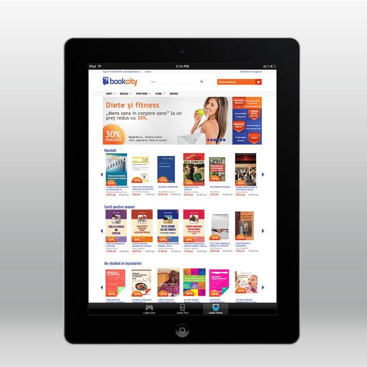 BookCity - Librarie digitala