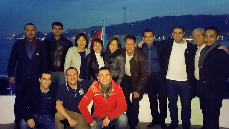 Celebrated a successful ReVCon Turkey with our VAmbassador rockstars on a beautiful Bosphorus cruise. Thank you, TG, Arun, SaidAmir, Aida, Mehdi, Mustafa, Saeed Muhammadi, Jamshed, Doniyor, Iman, and Gulya for making it all happen! Am grateful to have learned from you and served with you. Looking forward to the next! #relationships #inservice #teamwork