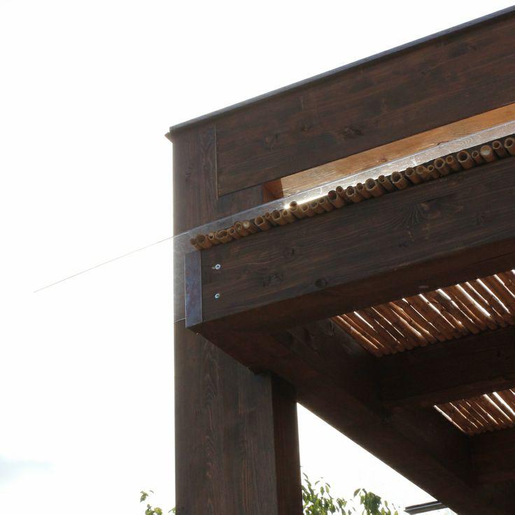 Pergole in legno Coperture Civili ed Industriali