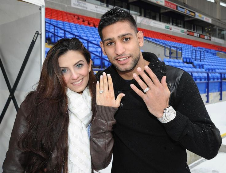 Boxer Amir Khan is back with wife Faryal 'after fixed out all issues'