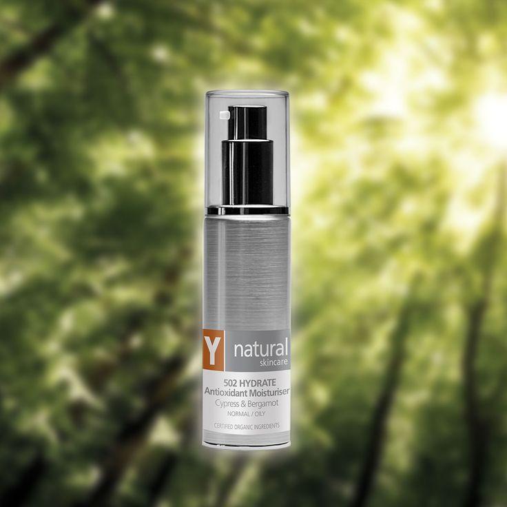 502 HYDRATE Antioxidant Moisturiser