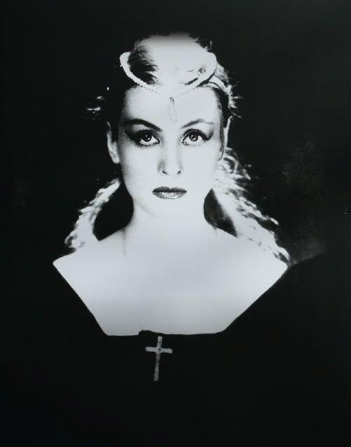 "thepolishstufflove: "" Nina Andrycz jako Lukrecja Borgia, 1937 """