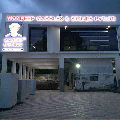 Head Office at Madurai. Mandeep Marble and Stones. Marble and Granite Company Pasumalai, Madurai. Tamilnadu, India.