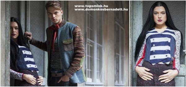 Sminkes munkáim - Fashion by Domonkos Bernadett