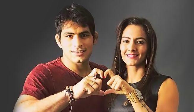 Geeta Phogat to shake a leg with husband Pawan Kumar in Nach Baliye 8
