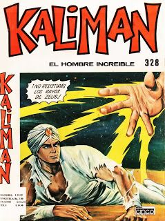 KALIMAN Nº328  - EL VIAJE FANTÁSTICO Nº29 - [EXCLUSIVO]
