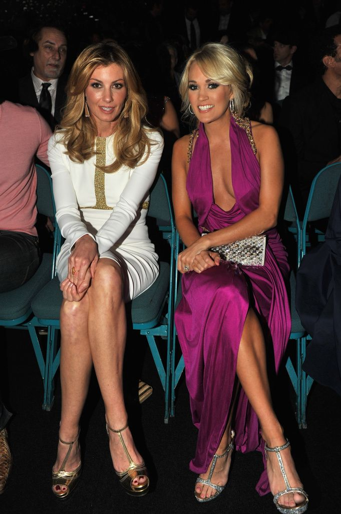 Faith Hill & Carrie Underwood