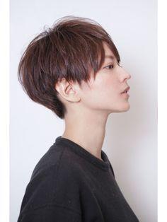 フレンチショート - 24時間いつでもWEB予約OK!ヘアスタイル10万点以上掲載!お気に入りの髪型、人気のヘアスタイルを探すならKirei Style[キレイスタイル]で。