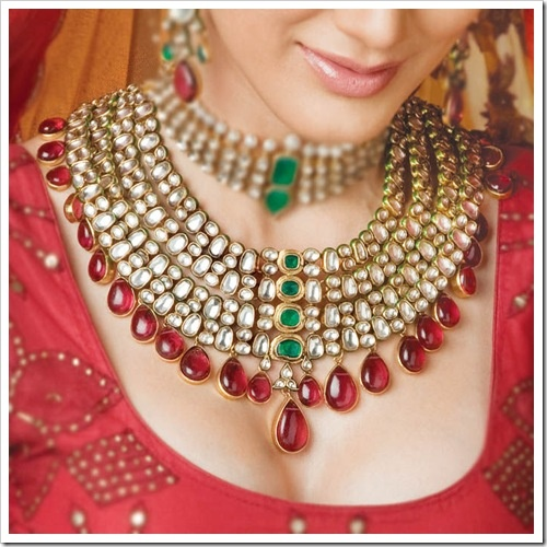 Asian Bridal Jewelry