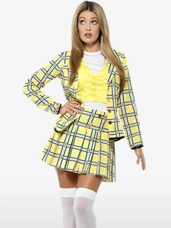 Clueless Cher - Adult Costume Fancy Dress