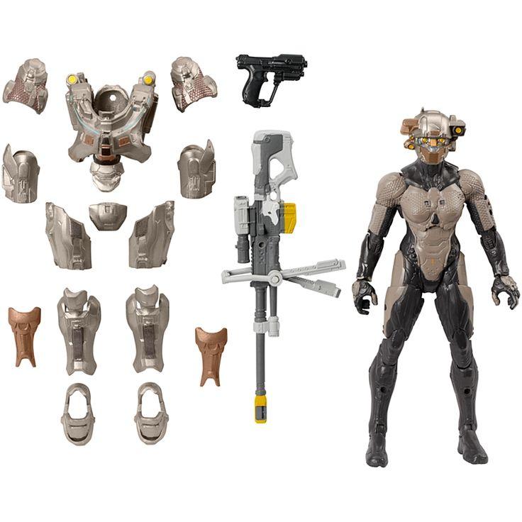 Halo® Spartan Linda Figure | DNV00 | Mattel Shop