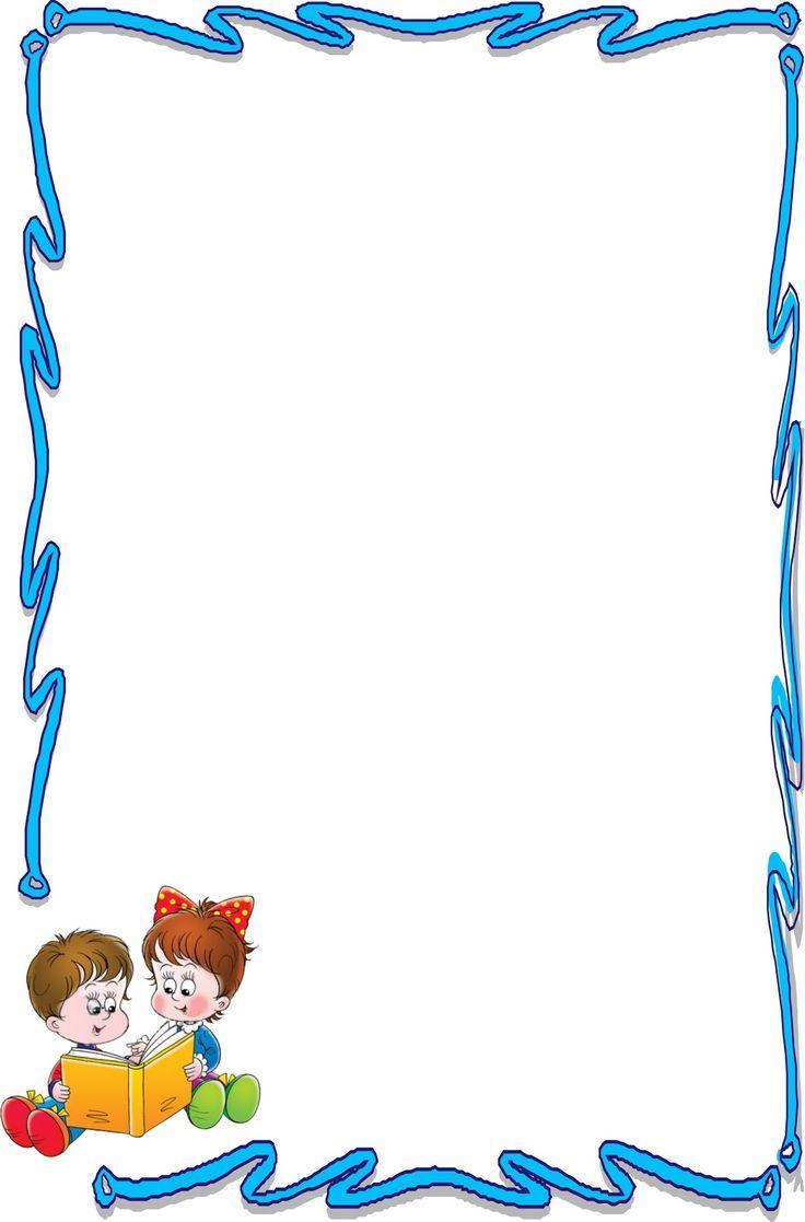 bordes de pagina word infantil - Buscar con Google