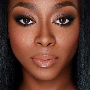 Best lipstick colors for dark skin