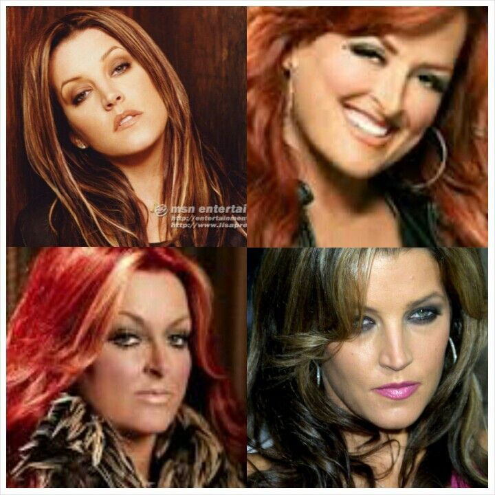 are lisa marie and wynonna judd sisters | Is Wynonna & Lisa Marie sisters?? What do you think?