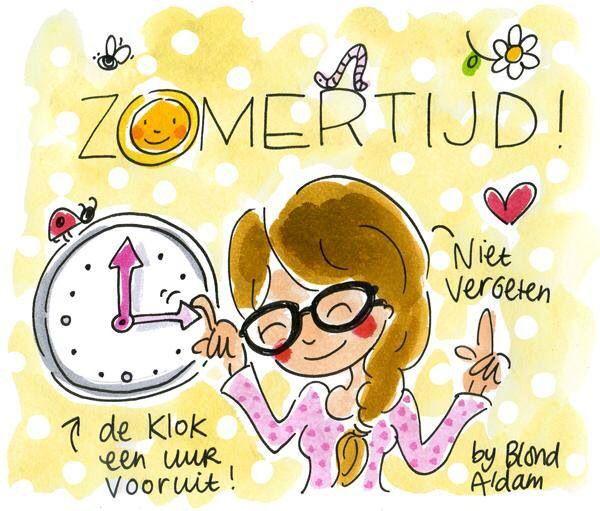 Blond Amsterdam - Daylight Saving Time