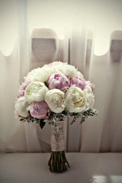 iglesias floristería: Peonías para tu ramo de novia