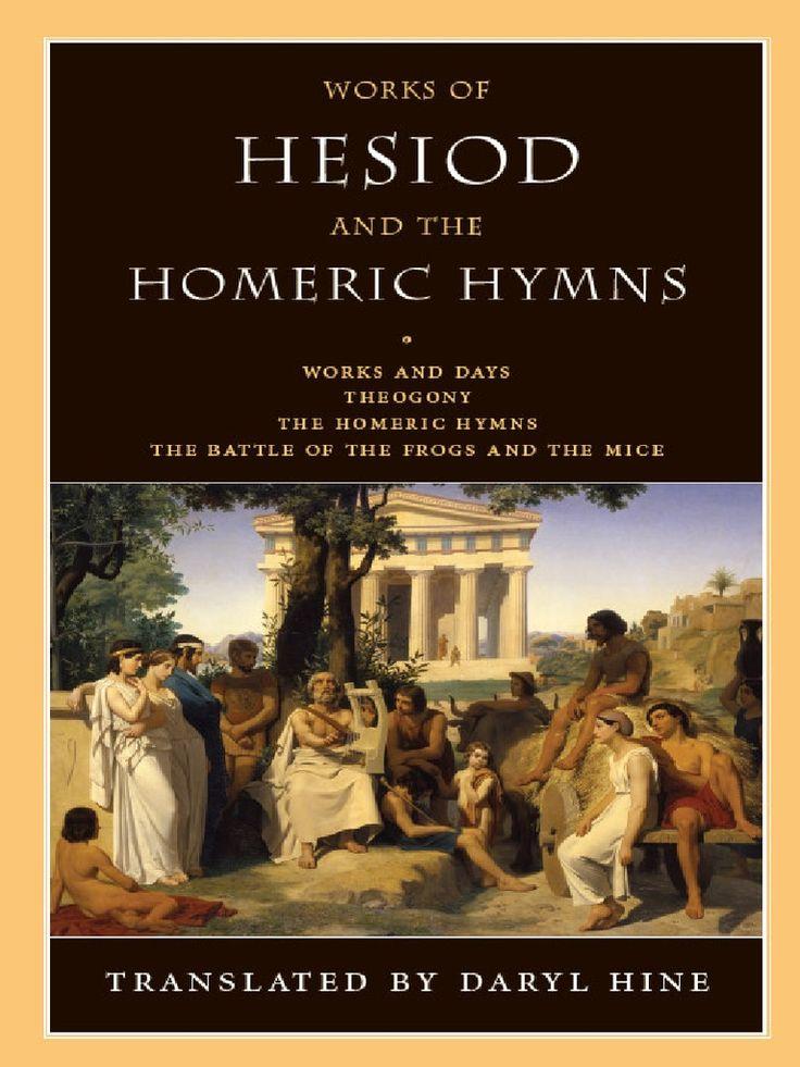 Homeric Hymns - Hesiod