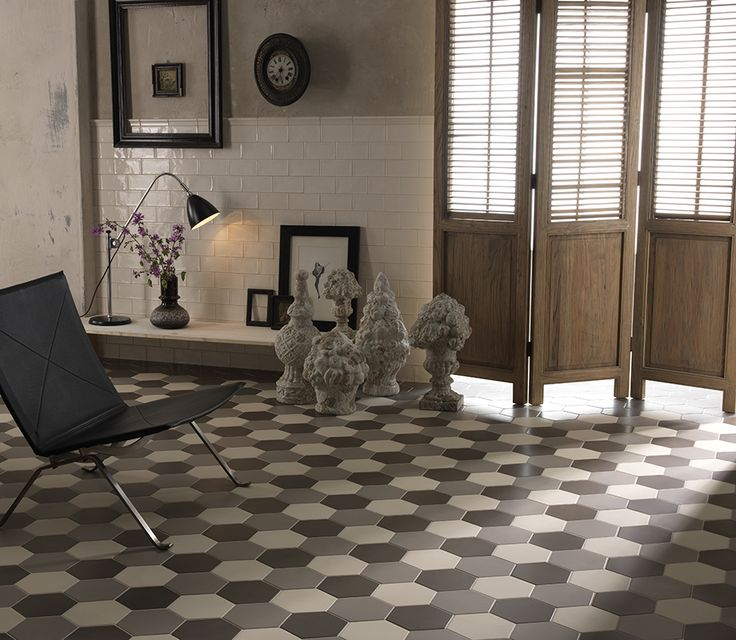 Tonalite Spa- Ceramica, Decori, Mosaici, Listelli examatt  Equipe??? http://www.planetadom.pl/pl/p/Equipe-Hexatile-Negro-Mate-17%2C5x20-/1931