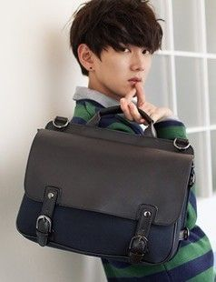 Aliexpress.com : Buy 2013 spring and summer the trend of male package fashion male fashion male casual shoulder  canvas messenger   bag free shipping from Reliable leather messenger bag men suppliers on Yammy Si's store. $38.69