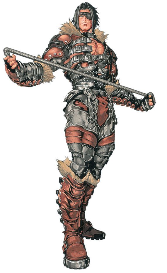 Trevor Belmont - Pictures & Characters Art - Castlevania Judgment