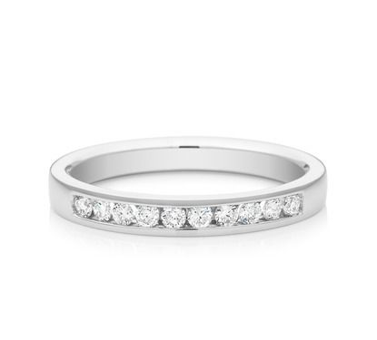 Our stunning Collection of Eternity rings each make a statement of promise that will ensure your purchase is simply unforgettable! #mazzucchellis #jewellery #ring #love #memories #eternallove #eternity #promise #promisering