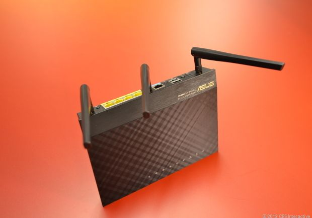 Asus RT-AC66U 802.11ac Dual-Band Wireless-AC1750 Gigabit Router Review - Routers - CNET Reviews