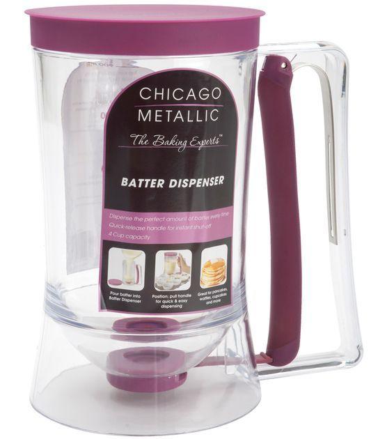 Chicago Metallic-Batter Dispenser at Joann.com