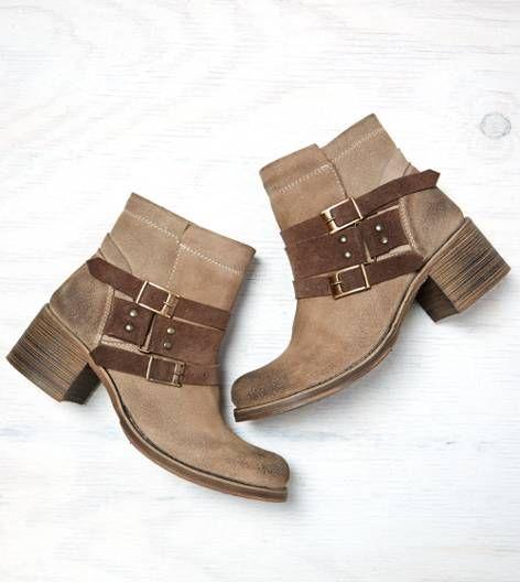 Brown Bed Stu Awaken Boot
