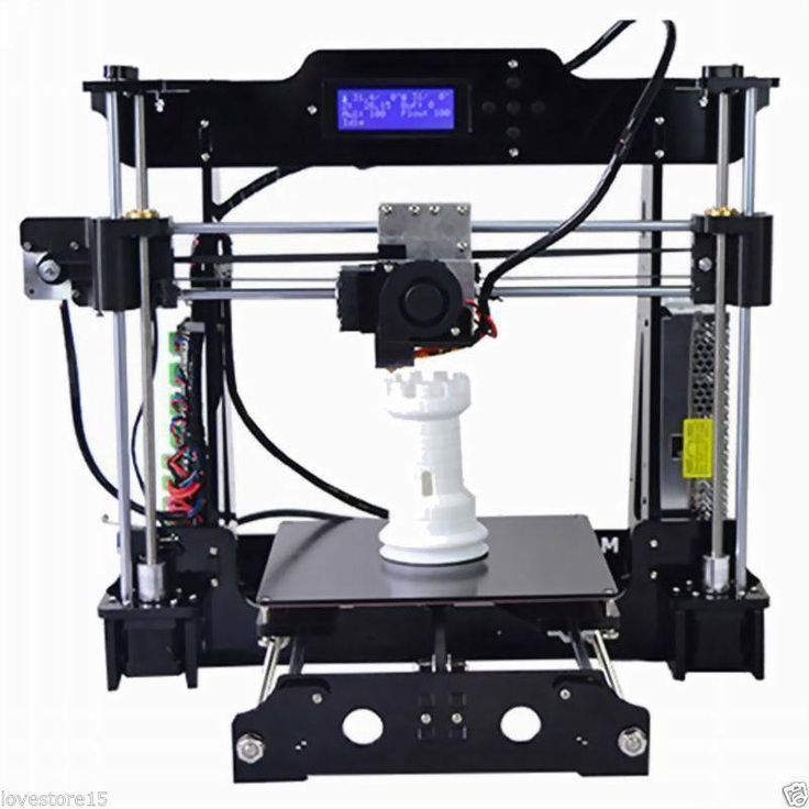 3D Printer DIY Kit Auto Leveling Proximity Sensor High ...