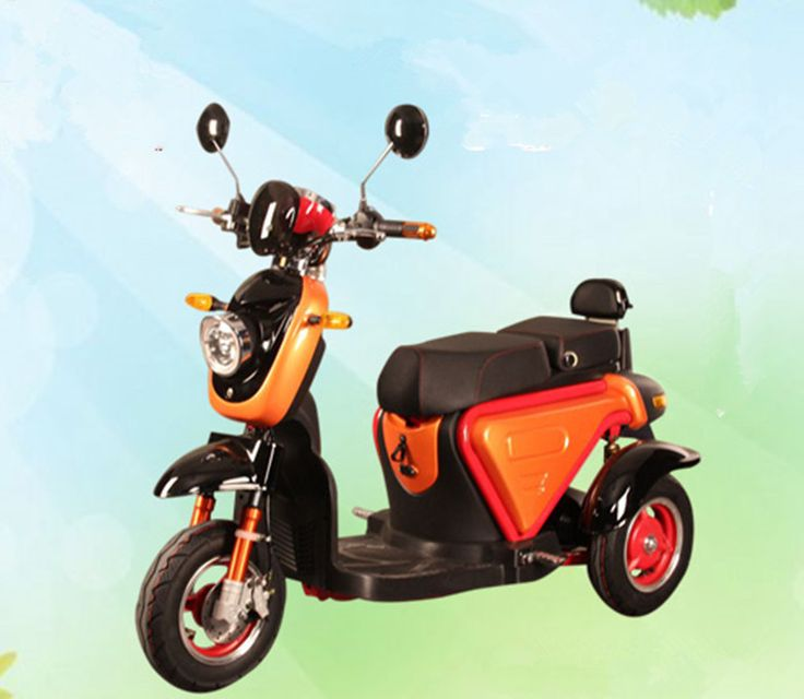 60v20Ah1500w-TZ-0002- electric scooter disabled tricycle